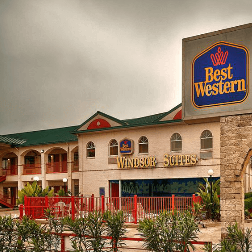 Best Western Windsor Suites