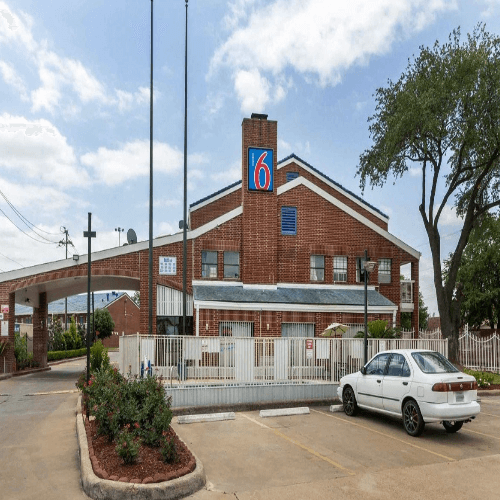 Motel 6 Houston Brookhollow